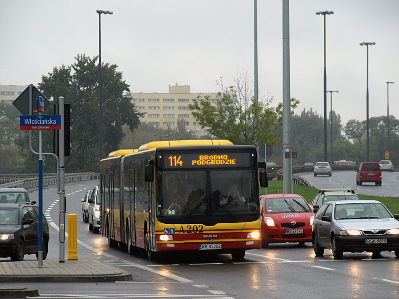 MAN NG363 Lion's City G ITS Michalczewski #A202